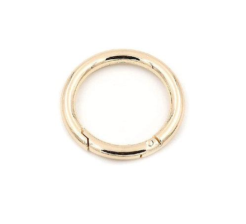 RH01738 - Iron O-ring hook Gold