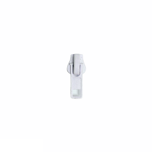 Slider  Grosse Maille auto-lock (White)