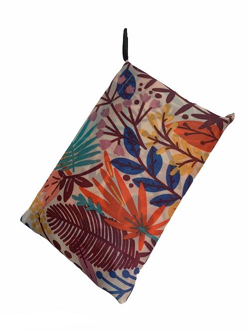 BAG0111 Colourful Leaves (35cm x 50cm)