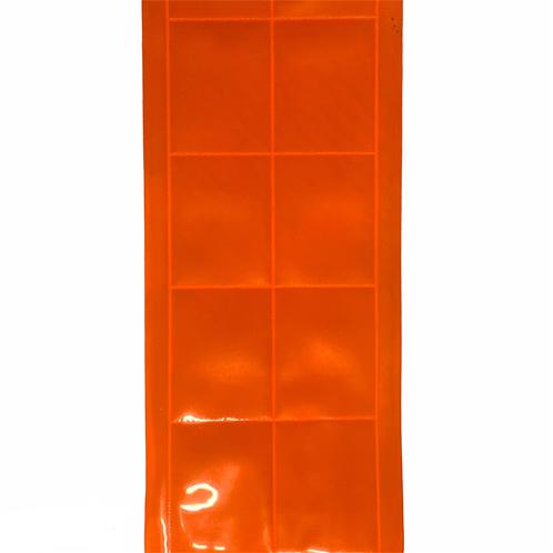 Reflective PVC Tape 50mm (Orange)