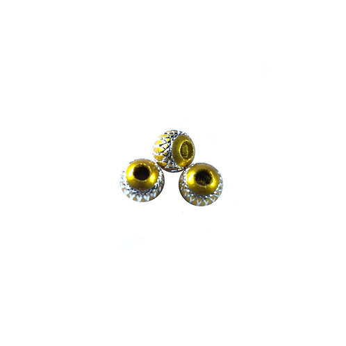 BE00034 Beads (Silver Lining)