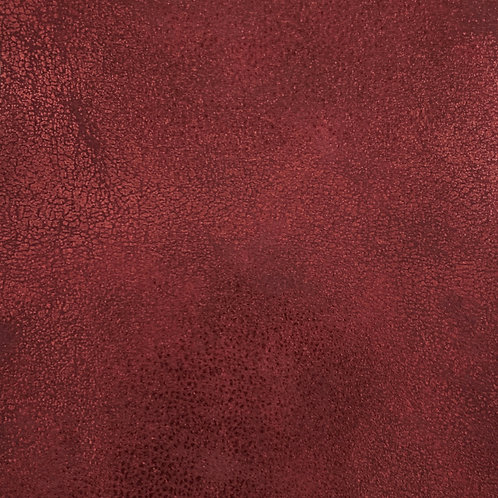PU Leather - Satin (Red)