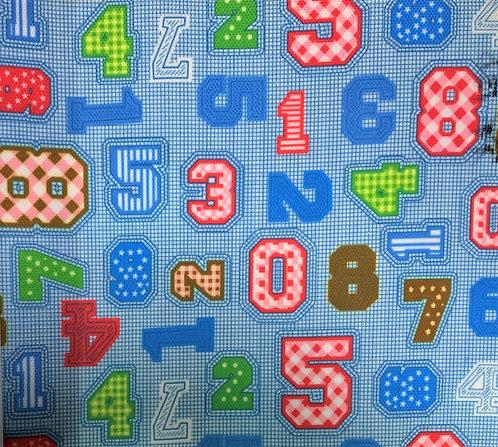 Printed Fabric (Numerique)