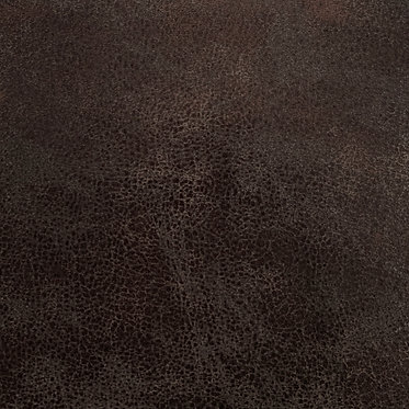 PU Leather - Satin (Dark Brown)