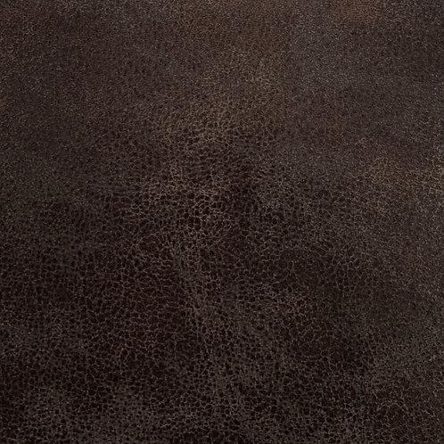 PU Leather - Satin (Dark Brown)