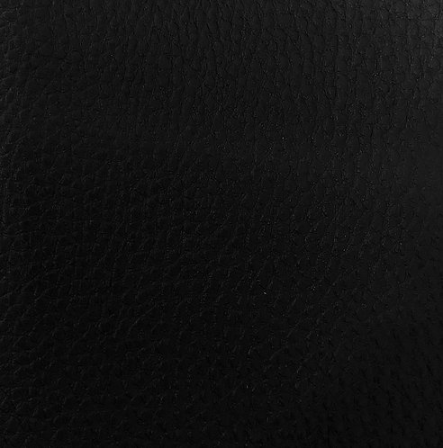 Car Mat Leather Look (Black)