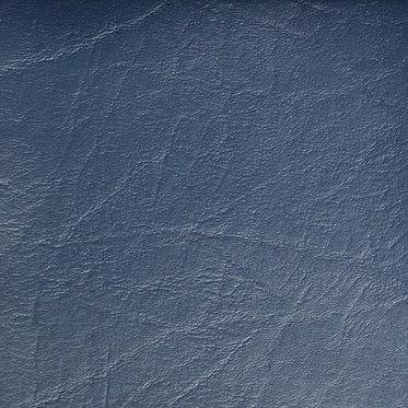 PVC Leather Inde (Dark Blue)