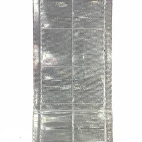 Reflective PVC Tape 50mm (White)