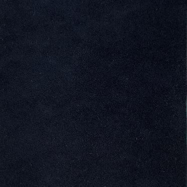 PU Leather - Suede (Blue)
