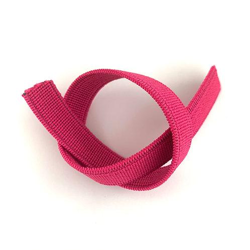 """Elastic Flat (0.50"""") Pink"""