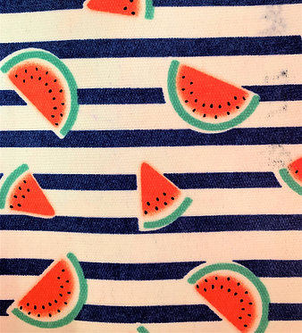 Printed Fabric (Watermelon)