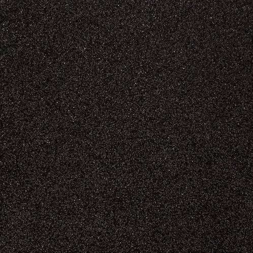 PU Leather - Glitter (Black)