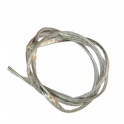 TE23 - Tape PVC Pate Piké 5mm (Silver)