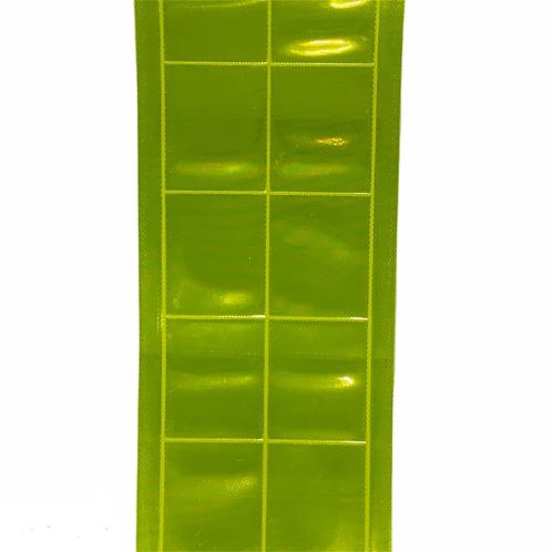 Reflective PVC Tape 50mm (Yellow)