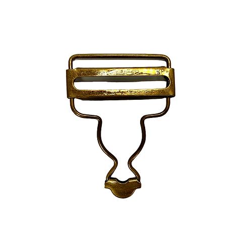 BK00030 - Buckle Iron Salopette Bronze