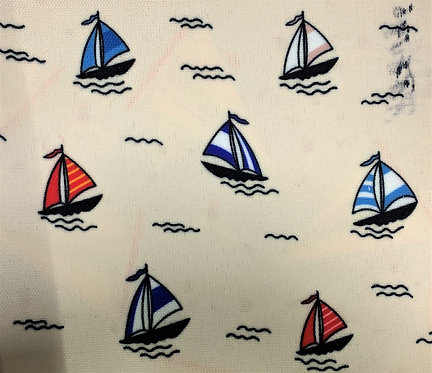 Printed Fabric (Regatta)
