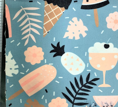 Printed Fabric (Sorbet Party)