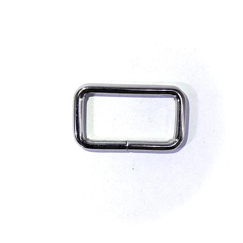 Iron Ring (Rectangle) 30x19 RG4 Nickel