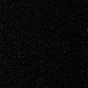 PU Leather - Suede (Black)