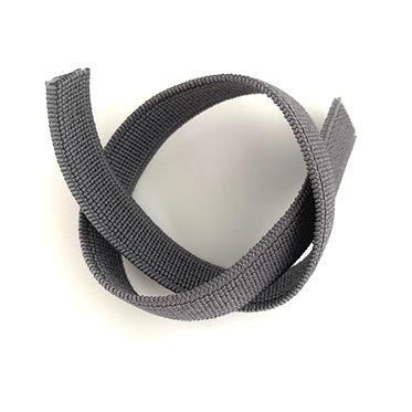 """Elastic Flat (0.50"""") Grey"""