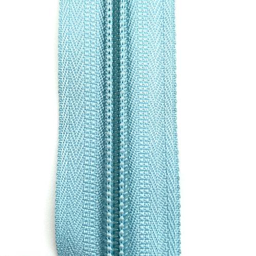 Zipper Nylon #6 (Light Blue)
