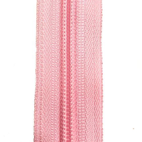 Zipper Nylon #6 (Pink)