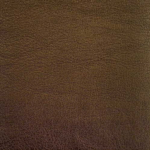 PU Leather - Souple Matt (Brown)