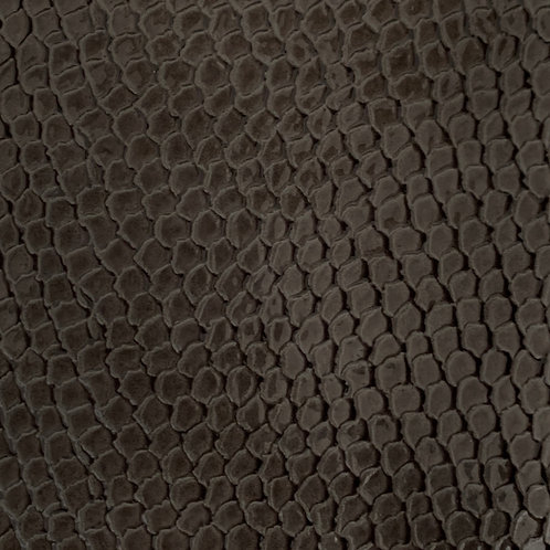 PU Leather - Croco (Grey)