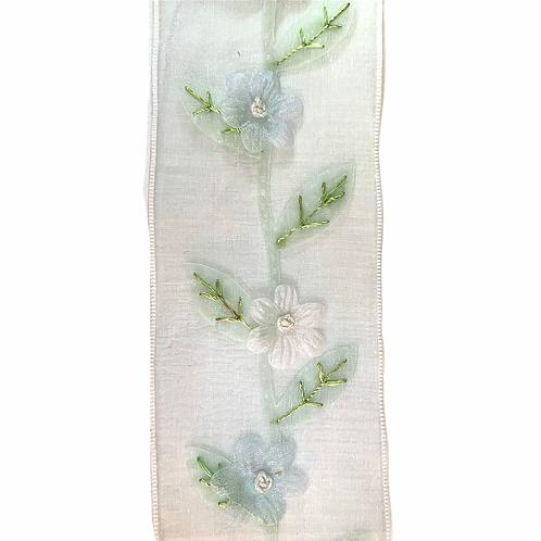 TP21 Tresse fleur 8290