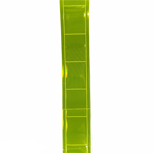 Reflective PVC Tape 25mm (Yellow)