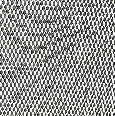 Filet / Nylon Mesh (White)