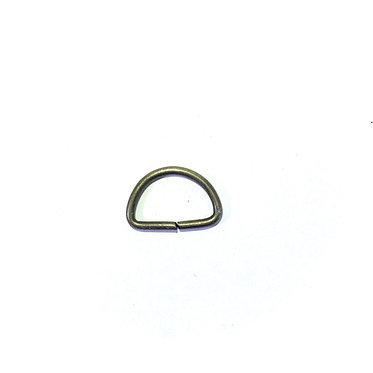 Iron D-Ring RG10 Bronze