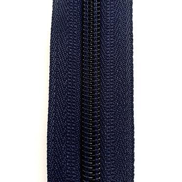 Zipper Nylon #6 (Dark Blue)