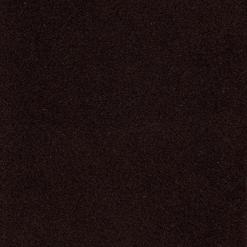 PU Leather - Suede (Dark Brown)