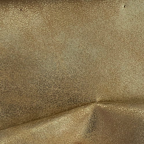 PU Leather - Satin (Gold)