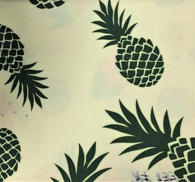 Printed Fabric (Green Pineapple)