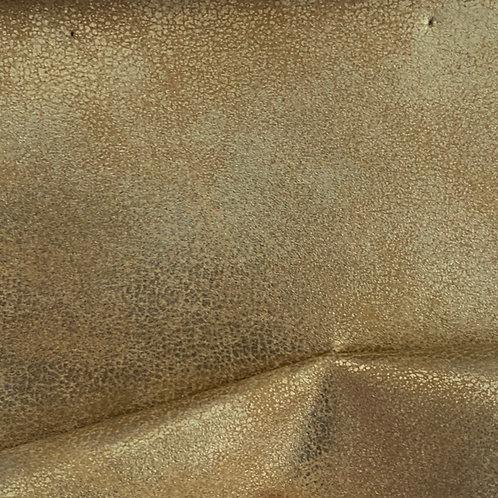 PU Leather - Satin (Gold)