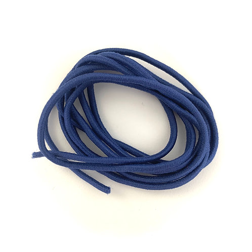 Elastic Round 2mm (Blue)