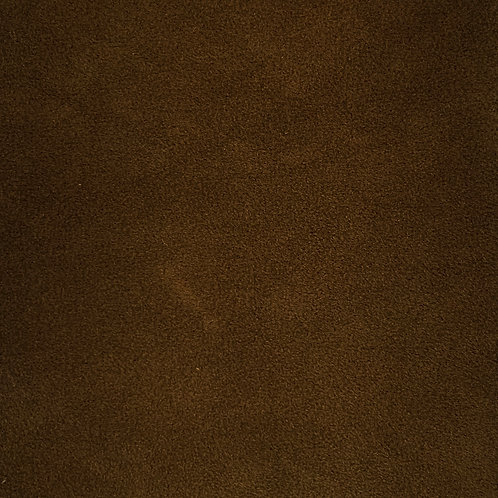PU Leather - Suede (Brown)