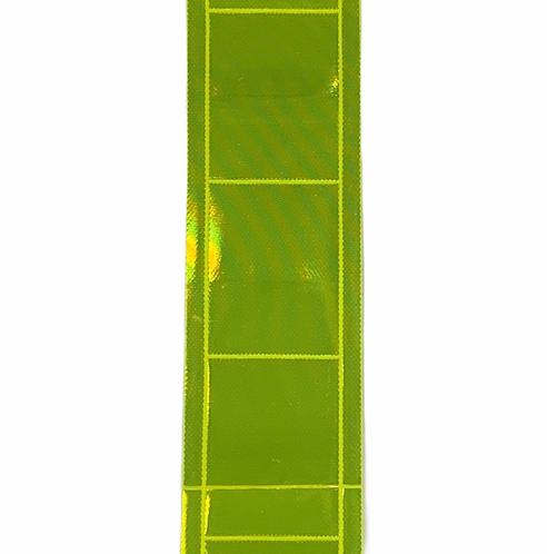 Reflective PVC Tape 35mm (Yellow)