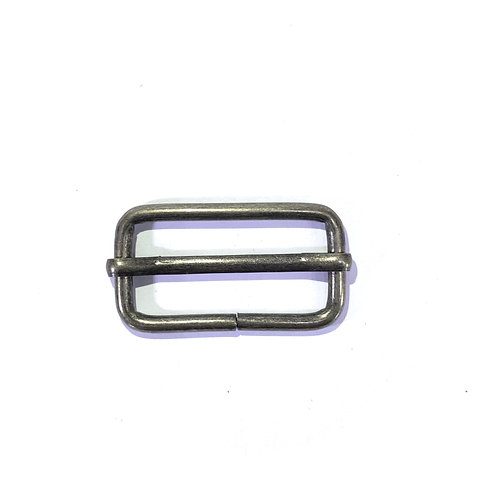 "Iron Buckle 1.25"" (Reglage) BK13 Nickel"