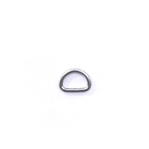 Iron D-Ring RG55545 Nickel