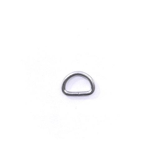 Iron D-Ring RG55545 Nickel