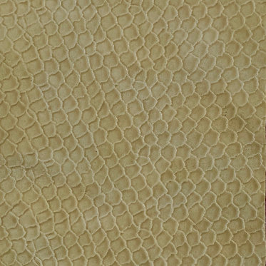 PU Leather - Croco (Beige)