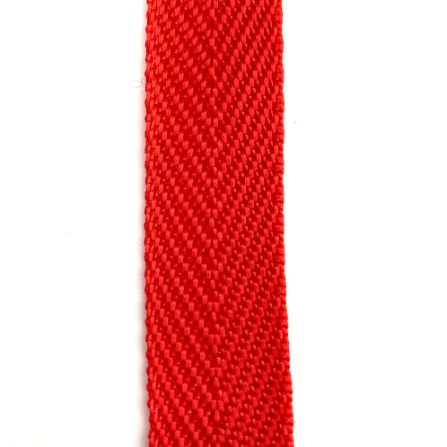 "Webbing WB75000 (0.75"") Red"