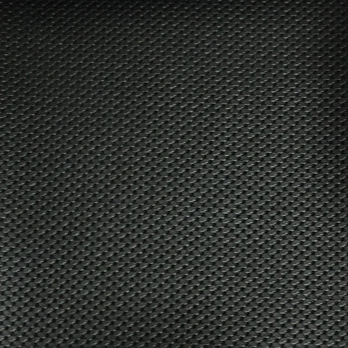 PVC Leather - Perforated (Black)