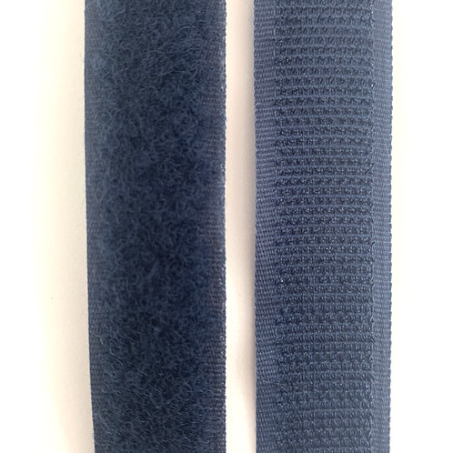 "Hook & Loop / Velcro (0.75"") Blue"