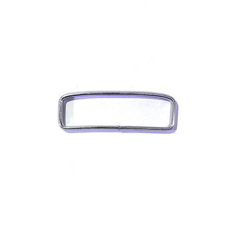 """Iron Ring 1.50"""" (Rectangle) RG16 Nickel"""