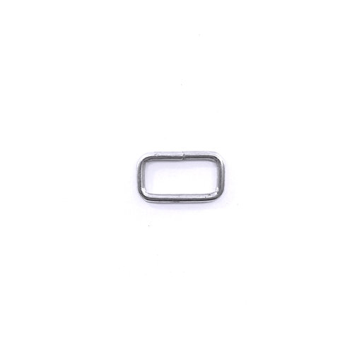"Iron Ring (Rectangle) 3/4"" RG4 Nickel"