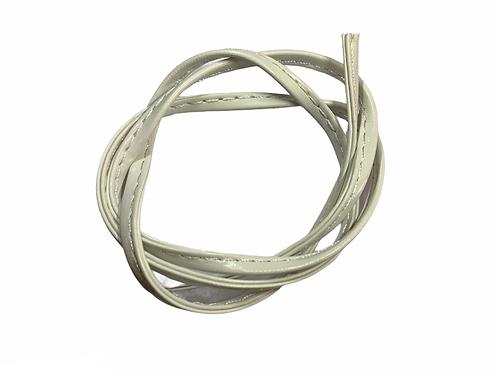 TE23 - Tape PVC Pate Piké 5mm (White)